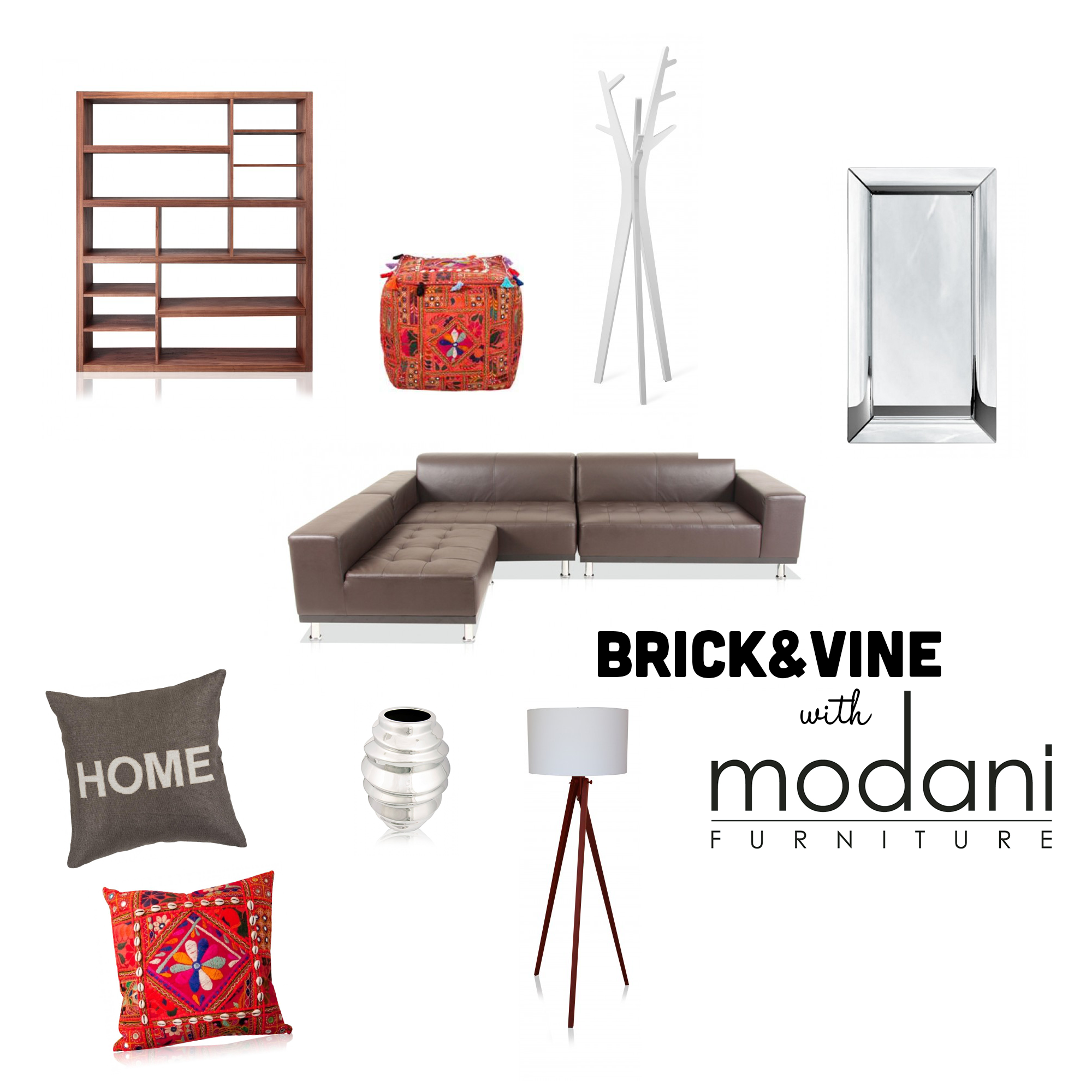 Modani and Brick&Vine