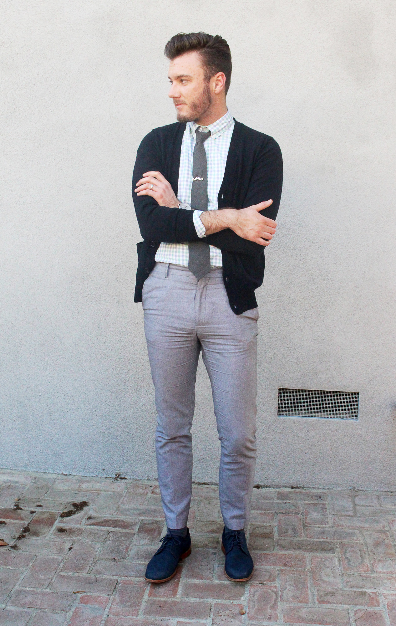 Spring Casual Office Look 4