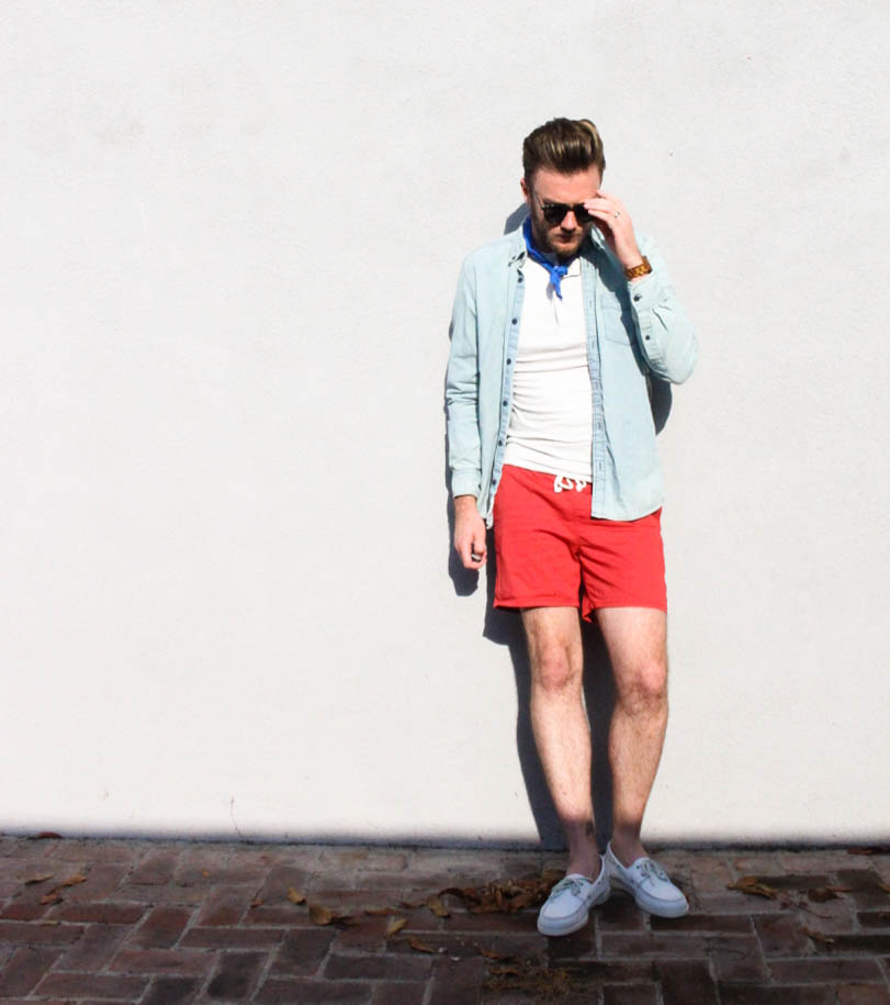 Fourth of July Mens Summer Outfit-1