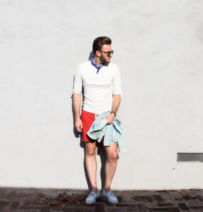 Fourth of July Mens Summer Outfit-3